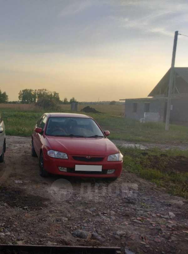 Mazda Familia S-Wagon, 2000 год, 135 000 руб.