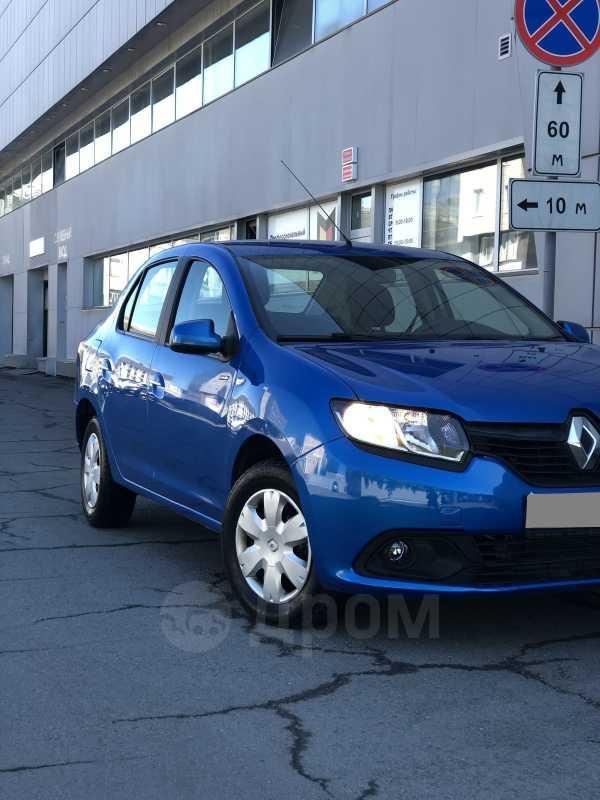 Renault Logan, 2017 год, 430 000 руб.