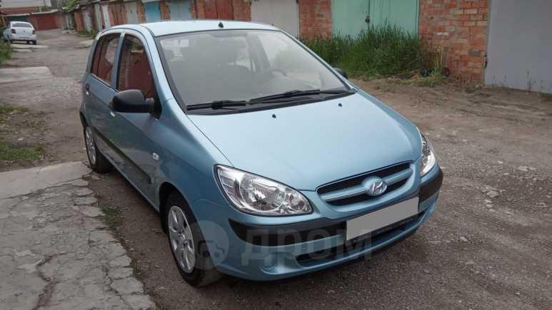 Hyundai Getz, 2008 год, 265 000 руб.
