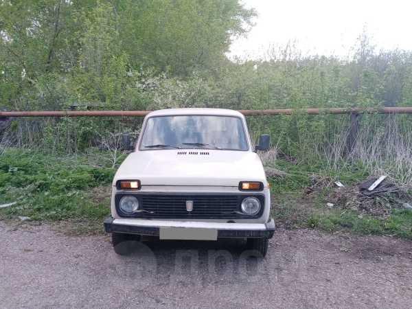 Лада 4x4 2121 Нива, 1990 год, 82 000 руб.