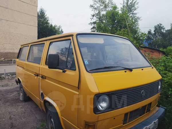 Volkswagen Transporter, 1987 год, 150 000 руб.