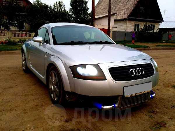 Audi TT, 1998 год, 250 000 руб.
