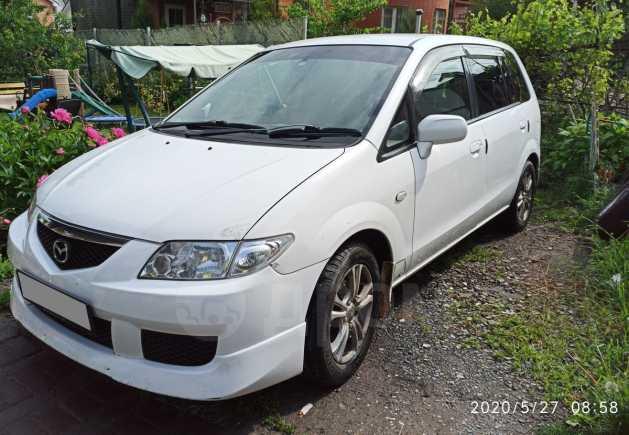 Mazda Premacy, 2002 год, 230 000 руб.