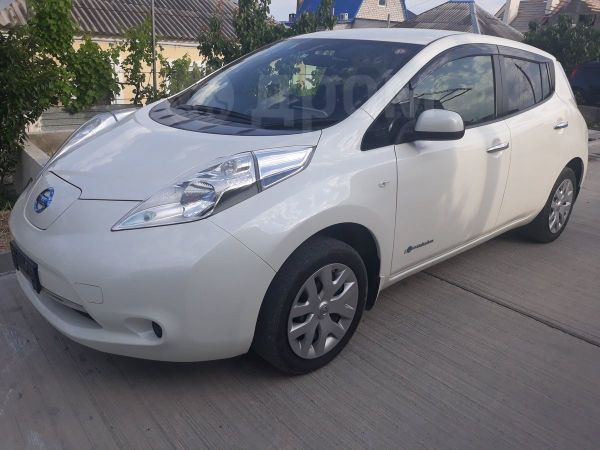 Nissan Leaf, 2015 год, 560 000 руб.