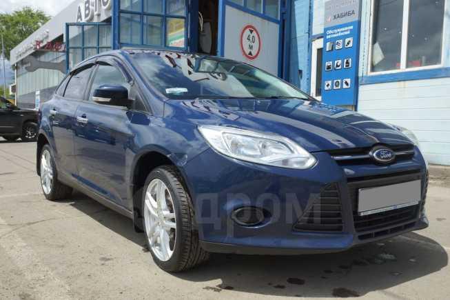 Ford Focus, 2013 год, 415 000 руб.