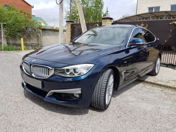 BMW 3-Series Gran Turismo, 2014 год, 1 220 000 руб.