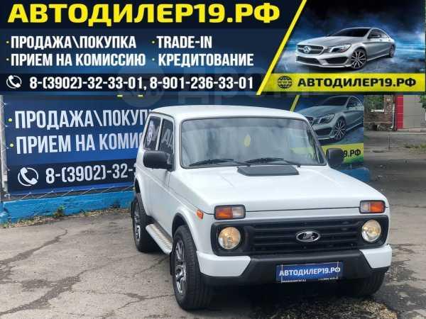 Лада 4x4 Урбан, 2018 год, 435 000 руб.