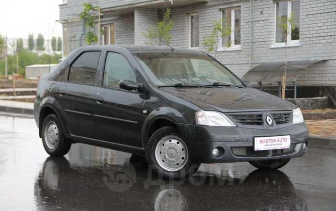 Renault Logan, 2008 год, 283 000 руб.