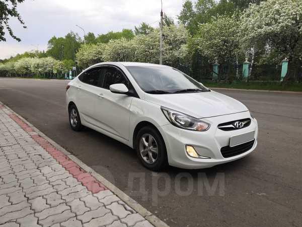 Hyundai Accent, 2011 год, 455 000 руб.