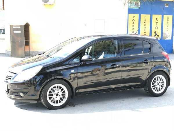 Opel Corsa, 2007 год, 339 000 руб.