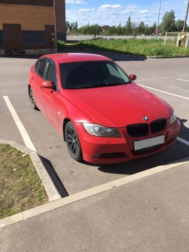Великий Новгород BMW 3-Series 2007