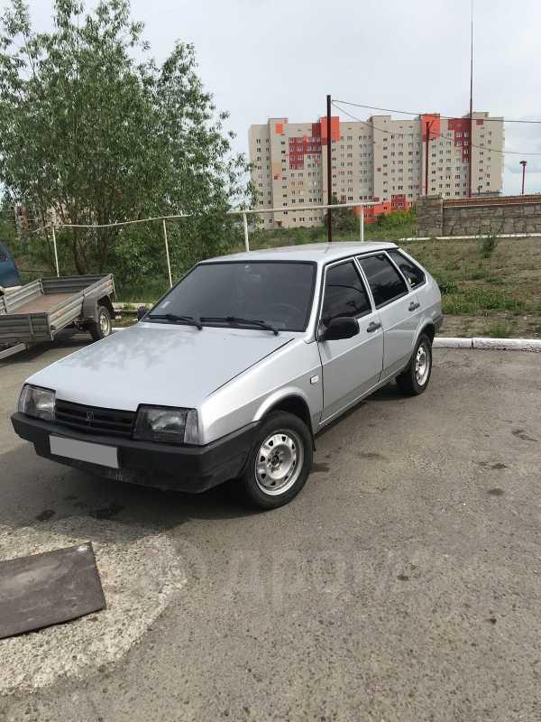 Лада 2109, 2004 год, 80 000 руб.