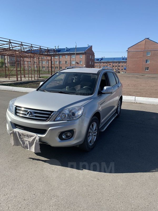 Great Wall Hover H6, 2014 год, 750 000 руб.