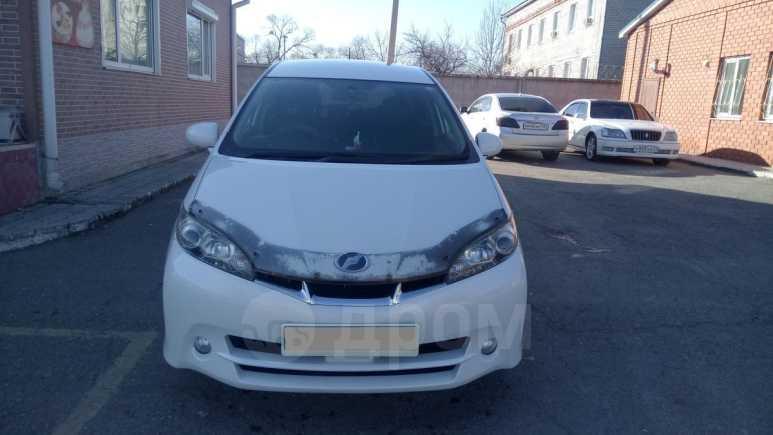 Toyota Wish, 2011 год, 740 000 руб.