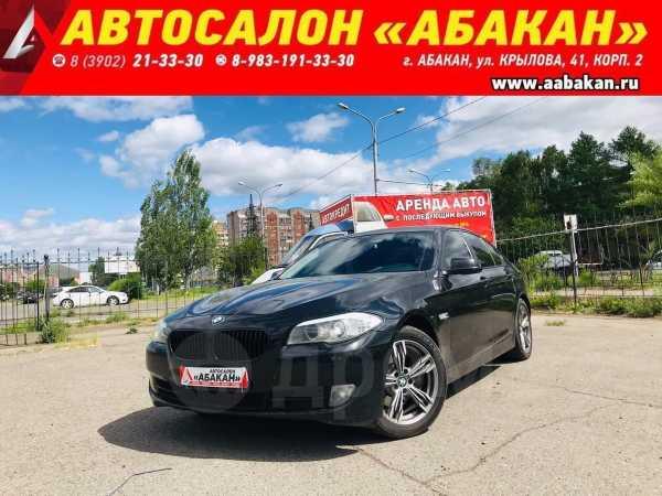 BMW 5-Series, 2013 год, 999 000 руб.