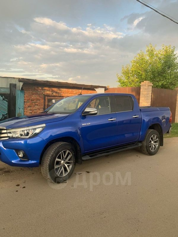 Toyota Hilux Pick Up, 2018 год, 2 599 000 руб.