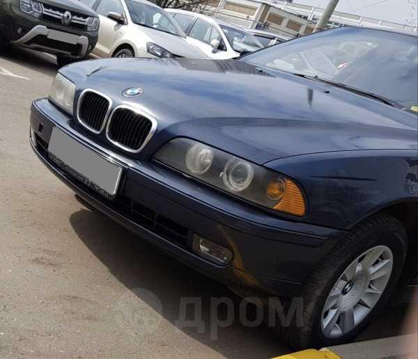BMW 5-Series, 2002 год, 307 000 руб.