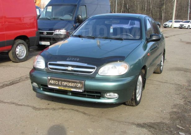 Chevrolet Lanos, 2007 год, 146 000 руб.