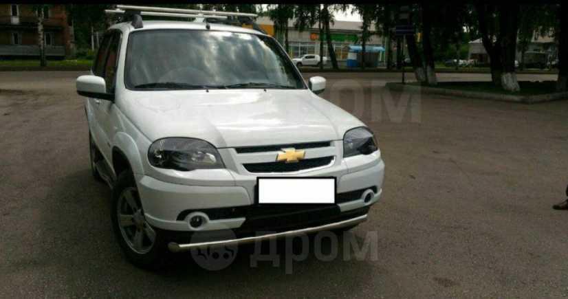 Chevrolet Niva, 2017 год, 550 000 руб.