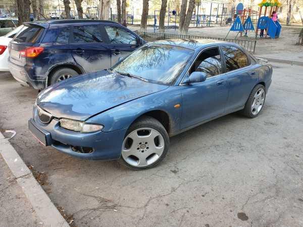 Mazda Xedos 6, 1992 год, 95 000 руб.