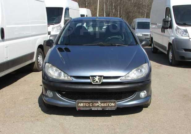Peugeot 206, 2007 год, 142 000 руб.