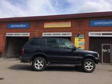 Новокузнецк Land Rover 1998