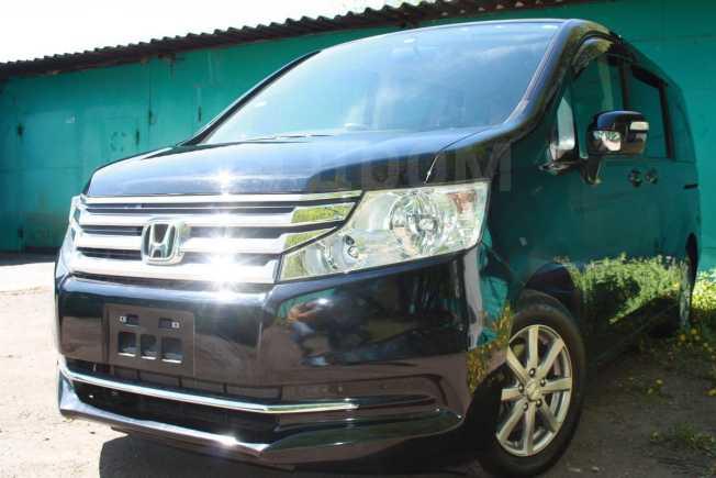 Honda Stepwgn, 2014 год, 1 120 000 руб.