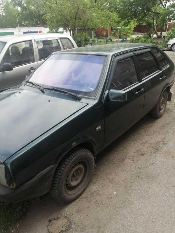 Лада 2109, 2003 год, 55 000 руб.