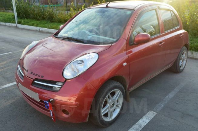 Nissan March, 2006 год, 285 000 руб.