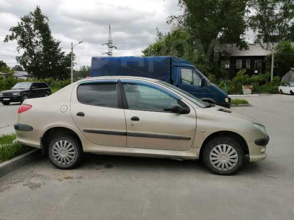 Peugeot 206, 2007 год, 155 000 руб.