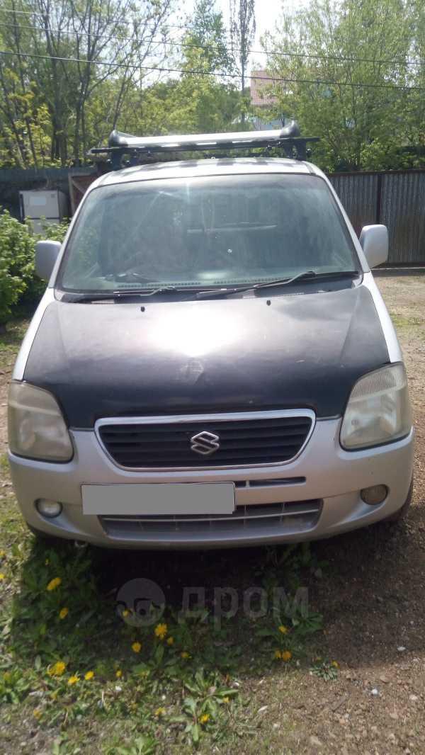 Suzuki Wagon R Plus, 2002 год, 80 000 руб.