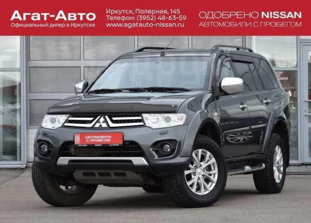 Mitsubishi Pajero Sport, 2014 год, 1 225 000 руб.