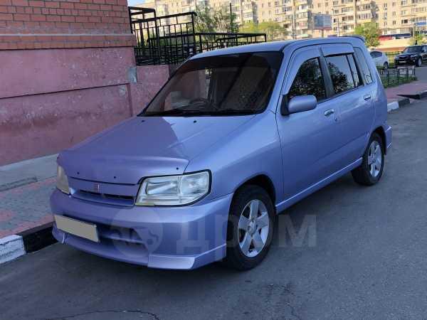 Nissan Cube, 2002 год, 195 000 руб.