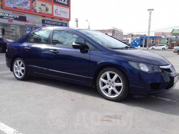 Honda Civic, 2010 год, 525 000 руб.