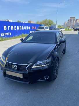 Тюмень Lexus GS350 2012