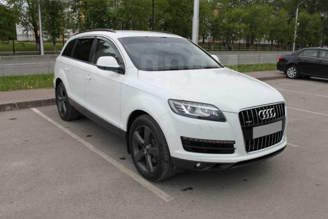 Audi Q7, 2012 год, 1 000 000 руб.