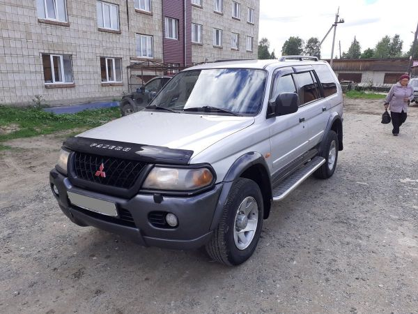 Mitsubishi Pajero Sport, 2003 год, 535 000 руб.