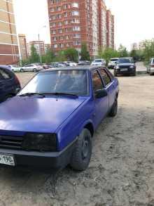 Жуковский 21099 1996