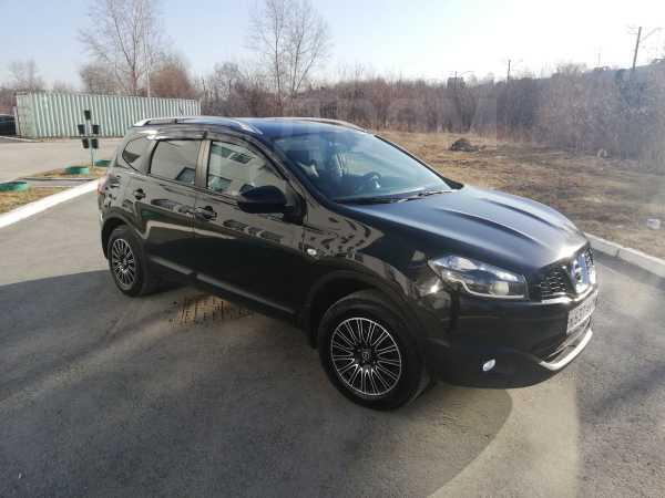 Nissan Qashqai+2, 2012 год, 670 000 руб.