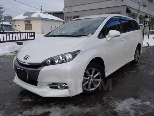 Toyota Wish, 2016 год, 890 000 руб.