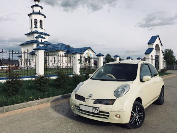 Nissan March, 2002 год, 147 000 руб.