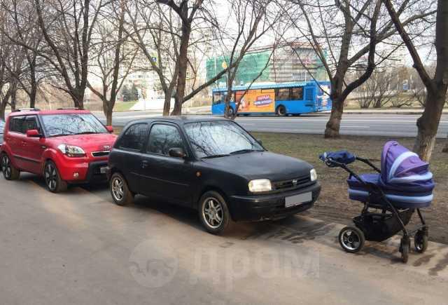 Nissan Micra, 1997 год, 80 000 руб.