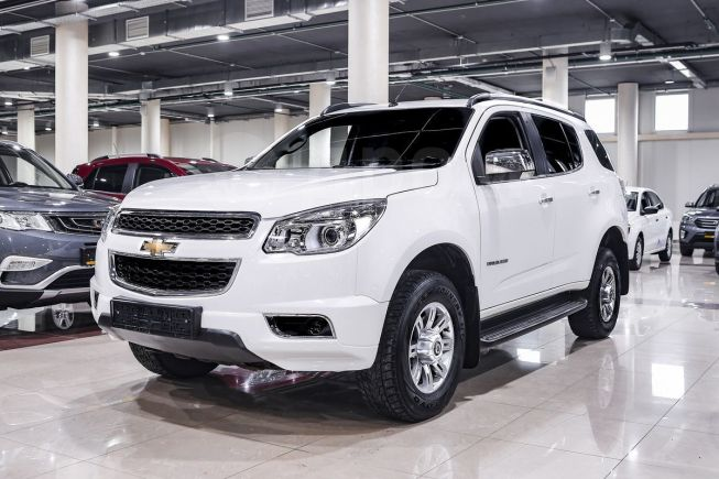 Chevrolet TrailBlazer, 2012 год, 1 090 001 руб.