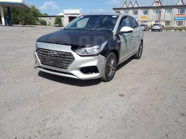 Hyundai Solaris, 2018 год, 457 000 руб.