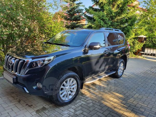 Toyota Land Cruiser Prado, 2017 год, 2 850 000 руб.
