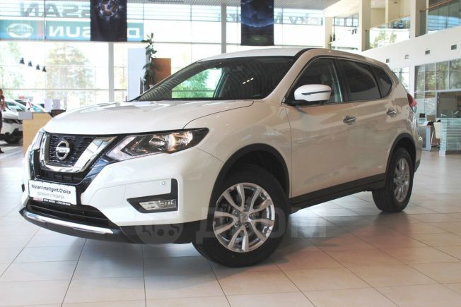 Nissan X-Trail, 2019 год, 1 695 000 руб.