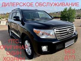 Улан-Удэ Land Cruiser 2013