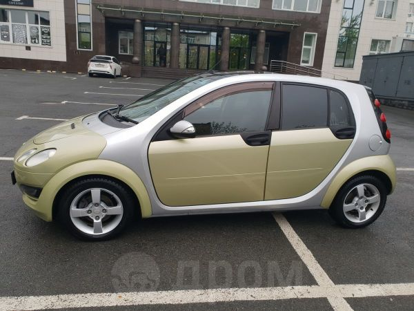 Smart Forfour, 2005 год, 265 000 руб.