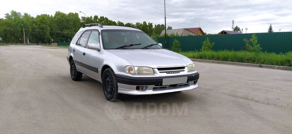 Toyota Sprinter Carib, 1997 год, 180 000 руб.