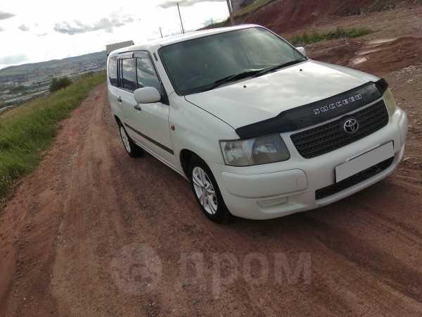Toyota Succeed, 2005 год, 318 000 руб.